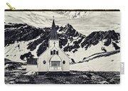 Norwegian Lutheran Church Grytviken Carry-all Pouch