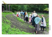 Norwegian Schoolchildren At Norwegian Folk Museum Carry-all Pouch
