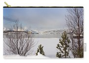 Norwegian Splendour Carry-all Pouch by Susan Leonard