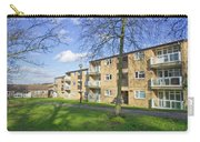 Norwich Apartments Carry-all Pouch by Tom Gowanlock