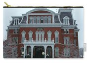 Norwich City Hall In Winter Carry-all Pouch