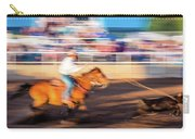 Norwood Colorado - Cowboys Ride Carry-all Pouch