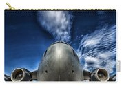 Nose Of A C-17 Carry-all Pouch