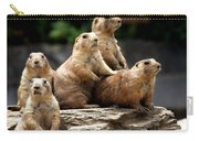 Nosey Bodies Carry-all Pouch
