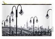 Nostalgia-liberty State Park Carry-all Pouch