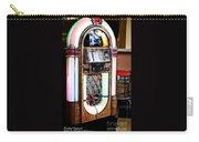Nostalgic Juke Box Carry-all Pouch