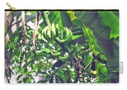 Nosy Komba Banana Palm Carry-all Pouch