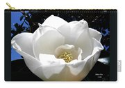 Relief - Deep Blue Carry-all Pouch