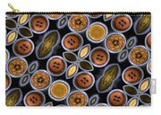 Not Your Mothers Button Box Carry-all Pouch by Jean Noren
