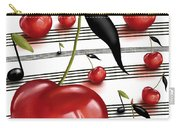 Notes Of Fruits Carry-all Pouch