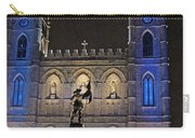 Notre-dame Basilica Of Montreal Carry-all Pouch