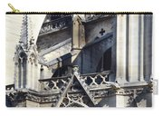 Notre Dame Cathedral Architectural Details Carry-all Pouch