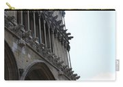 Notre Dame Gargoyle Row - Dijon Carry-all Pouch