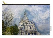 Sacre Coeur In Paris Carry-all Pouch