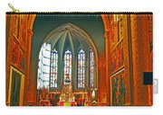 Notre Dame Of Luxembourg Carry-all Pouch