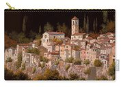 Notte Senza Luna Carry-all Pouch by Guido Borelli