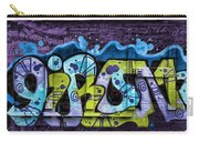Nouveau Graffiti Carry-all Pouch