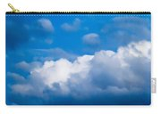 November Clouds 007 Carry-all Pouch