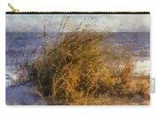 November Dune Grass Carry-all Pouch