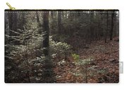November In The Pines Carry-all Pouch