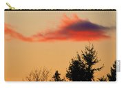 November Sunset IIi Carry-all Pouch