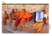 Novice Buddhist Monks Carry-all Pouch