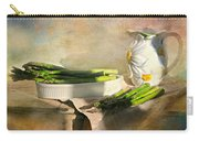 Every Now And Then Carry-all Pouch by Diana Angstadt