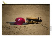 Now Pitching For The Phillies Carry-all Pouch