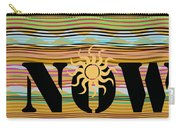 Now Wavy Carry-all Pouch