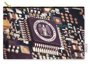 Nsa Computer Chip Carry-all Pouch