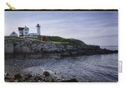 Nubble Dawn Carry-all Pouch by Joan Carroll