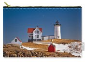 Nubble Lighthouse 3 Carry-all Pouch