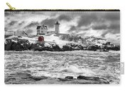 Nubble Lighthouse After The Storm Carry-all Pouch