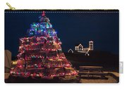 Nubble Lighthouse And Lobster Pot Tree Carry-all Pouch