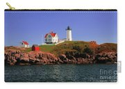 Nubble Lighthouse-cape Neddick Carry-all Pouch