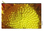 Nucleus Of Chrysanthemum Carry-all Pouch