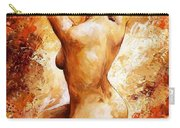 Nude 06 Carry-all Pouch by Emerico Imre Toth