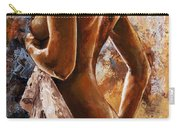 Nude 07 Carry-all Pouch by Emerico Imre Toth