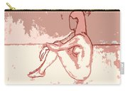 Nude 27 Carry-all Pouch