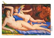 Nude Art Painting Carry-all Pouch