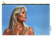 Nude Blond Beauty Carry-all Pouch