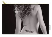 Nude Girl Woman Booty 1200.01 Carry-all Pouch