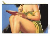 Nude Brunette II Carry-all Pouch