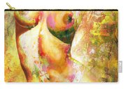 Nude Details - Digital Vibrant Color Version Carry-all Pouch