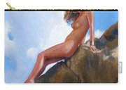 Nude On The Rocks Carry-all Pouch