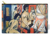 Nudes In Studio Carry-all Pouch