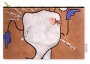 Numb Tooth Dental Art By Anthony Falbo Carry-all Pouch