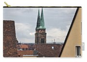 Nurnberg Germany Skyline Carry-all Pouch