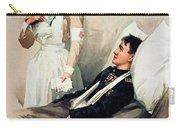 Nurse: Calendar, 1899 Carry-all Pouch
