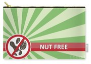 Nut Free Banner Carry-all Pouch